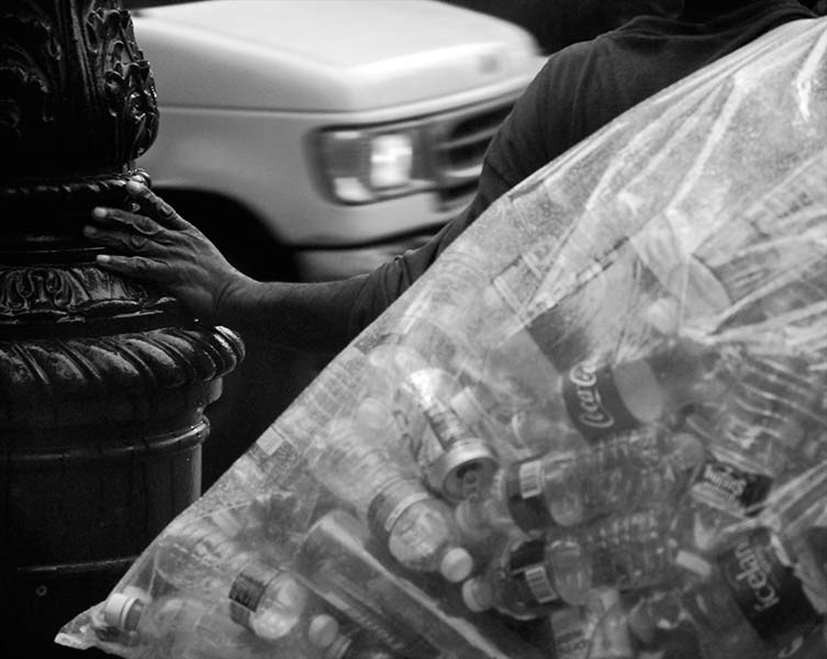 New York recycling people