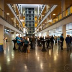 Technopark Zurigo Hall